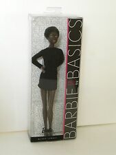 Barbie Basics Collection 001 Model No. 04 Black Label NRFB Muse New R9927 2009