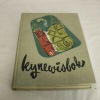 University of Denver DU 1951 Yearbook Kynewisbok Colorado Hardback