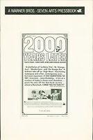 2000 Years Later (1969)  Terry-Thomas Edward Everett Horton Pat Harris pressbook