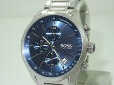 Reloj Cronógrafo Hugo Boss Para Hombre Grand Prix 1513478