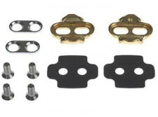 crank brothers Replacement Cleats 2-Bolt Brass Eggbeater Candy Mallet Pedals