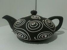 Star Set Creations Starset Swirl Teapot 30s to Mid Century Very Rare