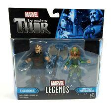 "Hasbro Marvel Legends Executioner & Enchantress 4"" Action Figures - Thor"