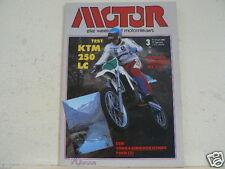 MO8303-POSTER ERIK GEBOERS SUZUKI,KTM 250LC,MZ250,BUDEL