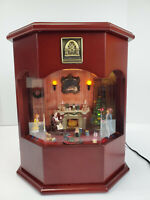 Thomas Pacconi Classics Lighted Animated Music Box - Victorian Living Room 2010