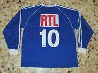 Maillot porté football ancien RC GRASSE Coupe France 1996-1997 ???