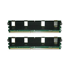 4GB (2x2GB) DDR2 667MHz ECC FB Memory RAM for 2006 2007 Apple Mac Pro (MA686G/A)