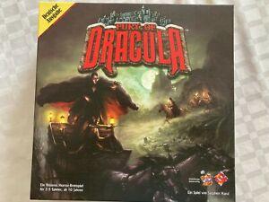 FURY OF DRACULA - Horrorbrettspiel - deutsche Ausgabe (Heidelberger)