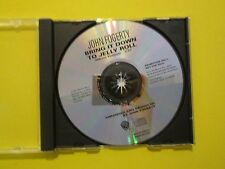 John Fogerty Bring It Down To Jelly Roll 1997 Promo CD