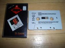 Shogun - 31 Days - UK cassette tape album (1987) RARE!