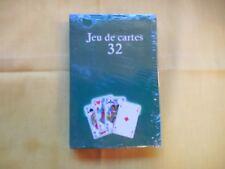 KAART SPEL  -  JEU DE CARTES  -  PLAYING CARDS   (32 KAARTEN  -  32 CARTES))