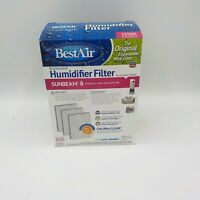 RPS Products BestAir Replacement Humidifier Universal