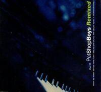 Pet Shop Boys Where the streets have no name-Remixed (1991) [Maxi-CD]