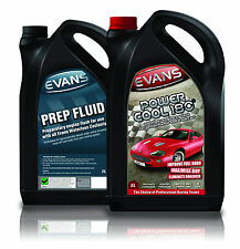 EVANS WATERLESS COOLANT POWER COOL 180 & PREP FLUID TWIN PACK - Subaru Impeza
