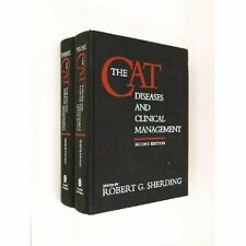 The Cat: Diseases and Clinical Management by Robert G. Sherding (1994,...