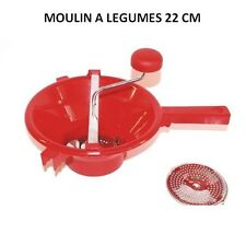 MOULIN A LEGUMES 22 CM FABRICATION EUROPEENNE