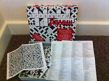 CROSSWORD BIADESIVO 550 Pezzi Puzzle completato il Puzzle & crocevia