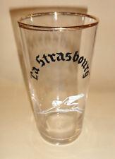 ancien verre a biere la strasbourg n°2