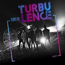 GOT7 - Flight Log : Turbulence - Vol 2 [New CD] Asia - Import