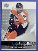 2016-17 Upper Deck Premier #31 Jakub Voracek 277/399 Philadelphia Flyers