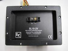 EV/ ELECTROVOICE SL10-2V  2-WAY CROSSOVER / INPUT PLATE #85832