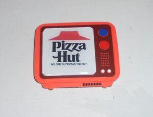 Pizza Hut Vintage TV Magnet Sticker Fridge Door Classic Yum Coupon Shop Brand PH