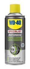 Spray Limpia Cadenas de Moto WD-40 Specialist Motorbike 34798