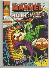 Mighty World of Marvel / Incredible Hulk : comic book #304 from July 1978