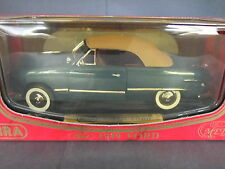 Mira 1949 Ford Convertible - 1/18 Scale Dark Green