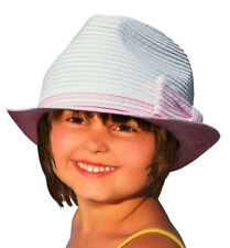cedb157f9 Fedora/Trilby Pink Hats for Girls for sale | eBay