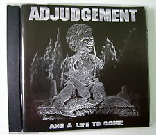 Adjudgement  And A Life To Come - CD genere: Rock Hardcore
