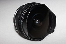 EBC Fujinon 16mm f/2.8 Fish-Eye M42 Mount Lens