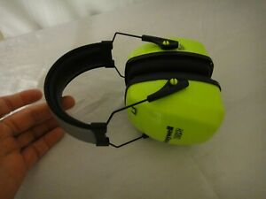 Howard Leight by Honeywell L3 Headphones Earmuffs Safety Noise Ear Protection
