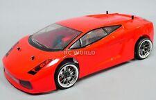 Custom RC 1/10 Drift LAMBORGHINI GALLARDO Drift Car - Ready To Run RED