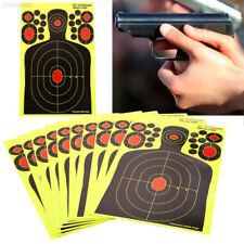 591D Paper Paper Target Hunting Bow Archery Yellow Shooting Target Shotgun