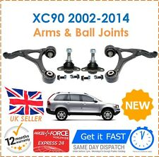 For XC90 2.4TD 2.5 2.9 3.2 4.4 Front Right & Left Wishbone Arms & Ball Joints