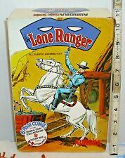 AURORA LONE RANGER FIGURE KIT 1970s COMIC SCENES BOX ONLY