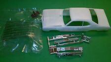 75 1975 Dodge Dart Demon Sport 1/25 hood body glass chrome front rear bumper lot
