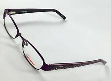 New CONVERSE K006 Purple Girls Kids Eyeglasses Frames 49-17-135