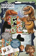 The Good Dinosaur Sticker Paradise Kit with Bonus Collectable Sticker