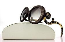 Wooden Special Project PRADA Baroque Ebony Malabar Sunglasses Spr 27r Ubt0a7
