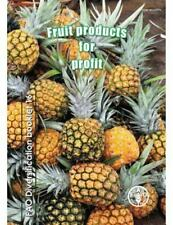 Fruit Products for Profit (FAO Diversification Booklets)-ExLibrary