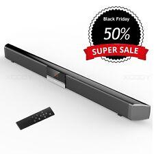 Leistungsstarke TV Sound Bar Heimkino Soundbar System Subwoofer Koaxial Optisch