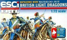 ESCI-ERTL P230 Napoleonic Wars - Waterloo 1815 - British Light Dragons 1:72
