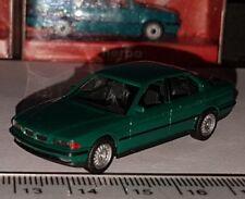 HERPA 021647 PETIT VOITURE BMW 7er LIMOUSINE MINIATURE ECHELLE 1:87 HO OCCASION
