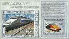 Timbre Trains Congo RD ** année 2006 lot 17537