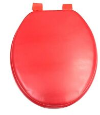 Standard Round Cushioned Soft Toilet Seat! Easy to Install With Over 10 Colors!!