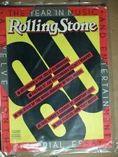 ROLLlING STONE MAGAZINE ISSUE # 333/334 DECEMBER 25TH, 1980-JANUARY 8TH, 1981
