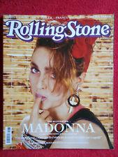 ROLLING STONE MAGAZINE 76/2010 Madonna Mick Jagger Battiato Ginger Baker No cd