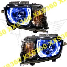 ORACLE Halo 2x HEADLIGHTS Chevrolet Camaro 10-13 (non RS only!) BLUE LED